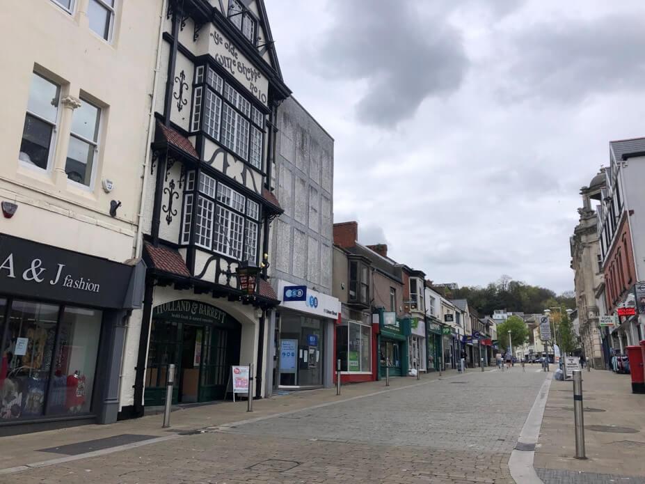 Swansea 城堡 Wales旅遊